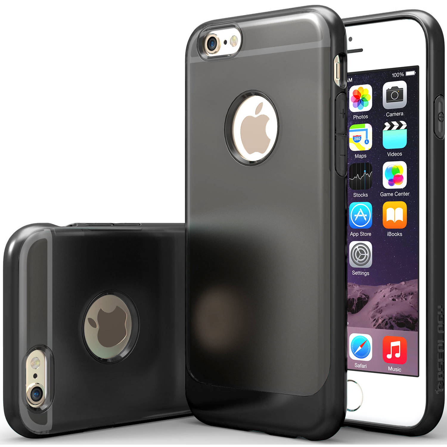 Caseology Apple iPhone 6 FrostBack Clear Case