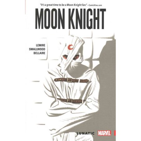 Moon Knight 1: Lunatic