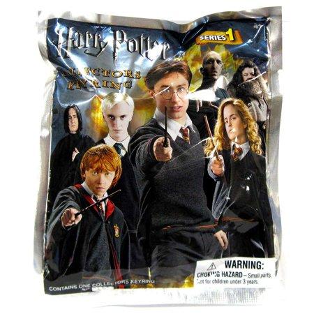 Harry Potter Blind Bagged 3d Foam Key Ring Walmart Com