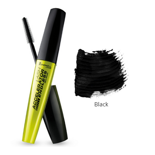 (6 Pack) RIMMEL LONDON Lash Accelerator Endless Mascara - Black