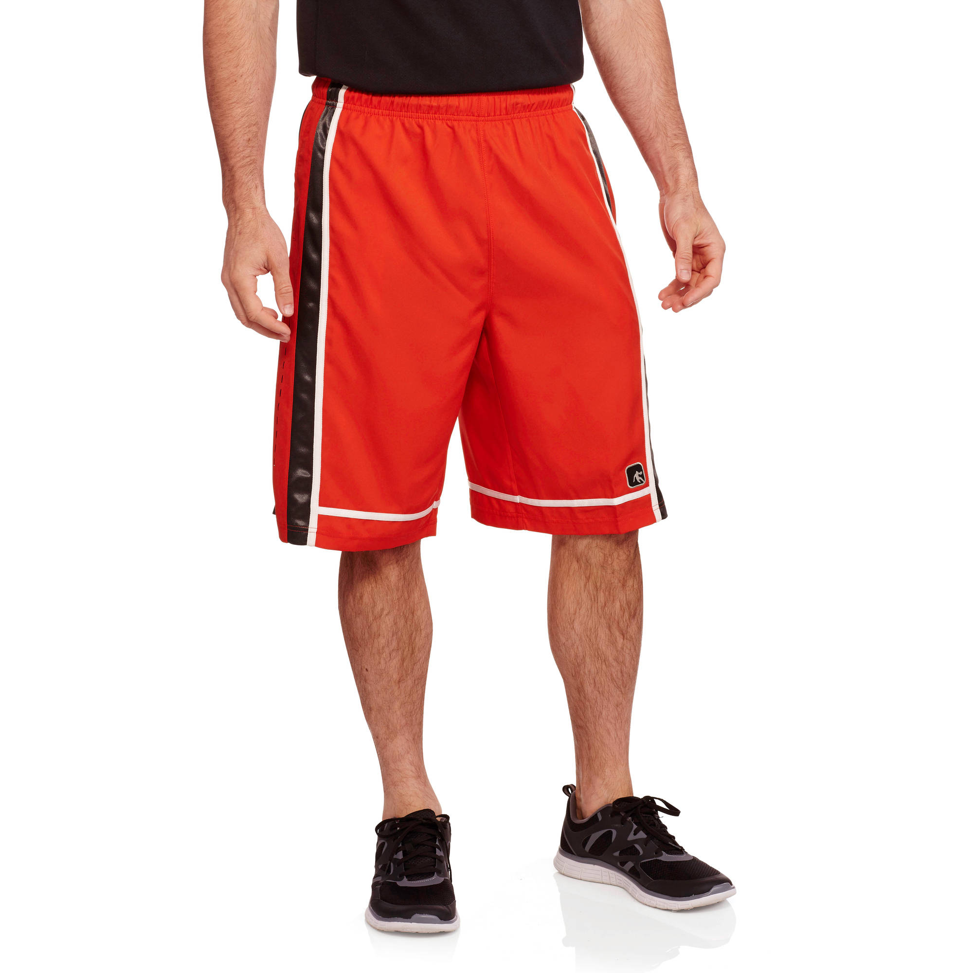 AND1 Men's The Enforcer Basketball Shorts