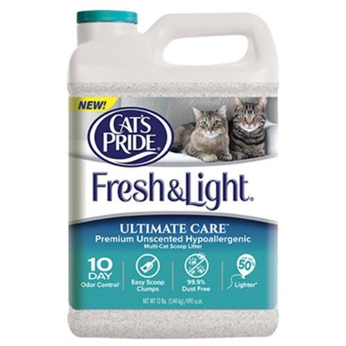 Cats Pride C47712-C40 12 lbs.  Unscented Cat Litter