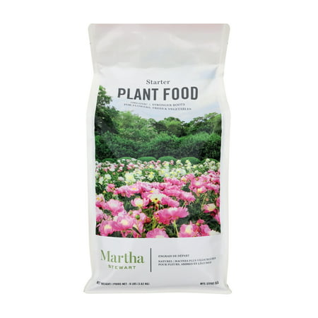 Martha Stewart MTS-STFRT-8LB Premium Organic Mycorrizae Starter for Flowers, Vegetables, Trees, and Shrubs | 8-lbs](Martha Stewart Halloween Makeup)