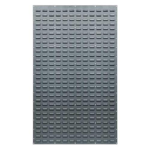 QUANTUM STORAGE SYSTEMS QLP-3661 Louvered Panel, 36 x 1/4 x 61 In