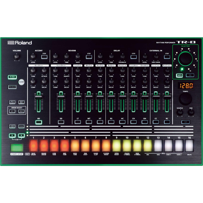 Roland Performance Drum Machine Electronic Sequencer Module Rhythm Performer by Roland