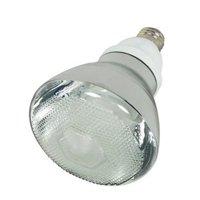 23 watt; BR38 Compact Fluorescent; 5000K; 82 CRI; Medium base; 120 volts