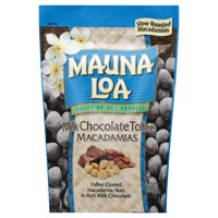 Mauna Loa Milk Chocolate Toffee Macadamia Nuts, 10 Oz.