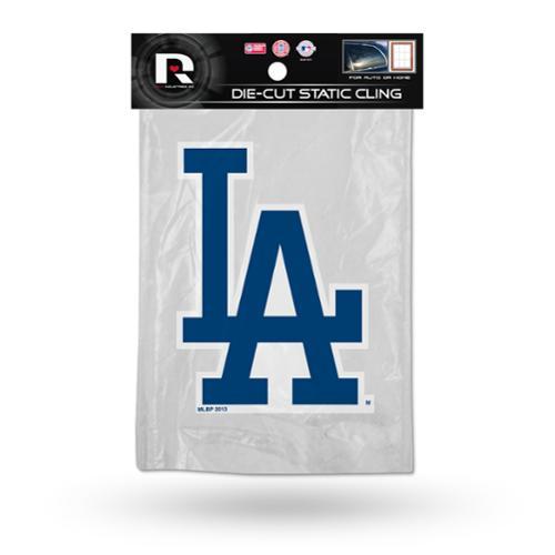 Rico Die Cut Static Cling - Los Angeles Dodgers
