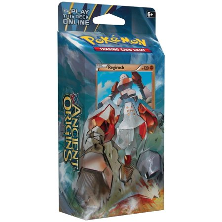 Pokemon TCG Card Game Ancient Origins Theme Decks - (Regirock) Stone Heart