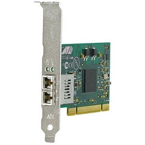 Allied Telesis AT-2916SX/SC-901 Network Adapter - Plug-in card - PCI Express x1 - Gigabit Ethernet
