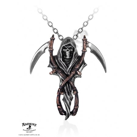 Alchemy Gothic The Reapers Arms Pendant