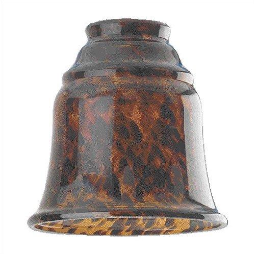 Westinghouse Lighting Tortoise Ceiling Fan Light Shade (Set of 4)