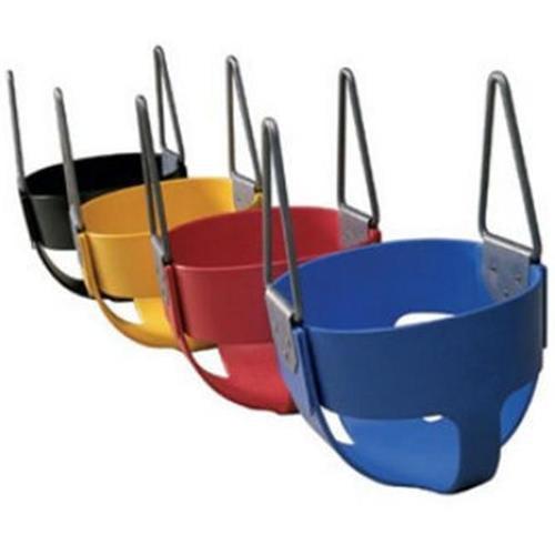 Jensen S107B Residential Full Bucket Elastometer Seat - Blue