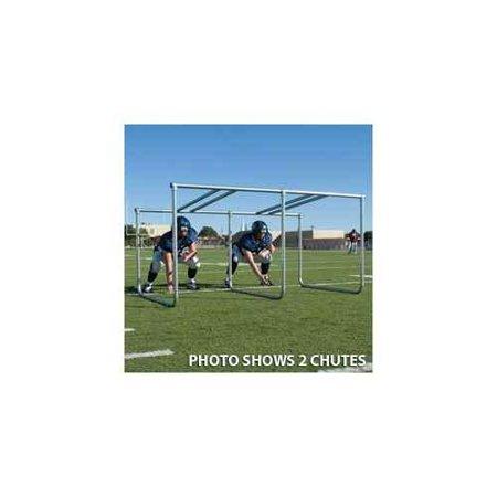 Pro Down Football Lineman Single Chute - Varsity
