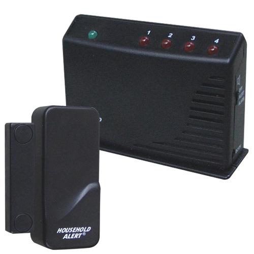 Skylink Long Range Household Alert Door/Window Alert Set (WD-434RTL)
