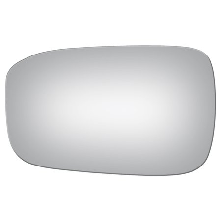 Burco 2958 Driver Side Replacement Mirror Glass for 2003-2007 Honda Accord Honda Accord Driver Side Mirror