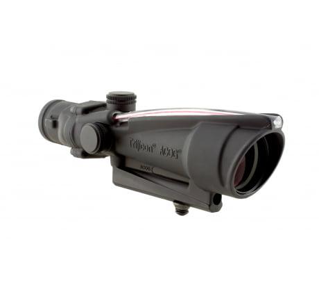Trijicon ACOG 3.5x35 Dual Ill Riflescope w/Mount, Red Donut BAC Reticle