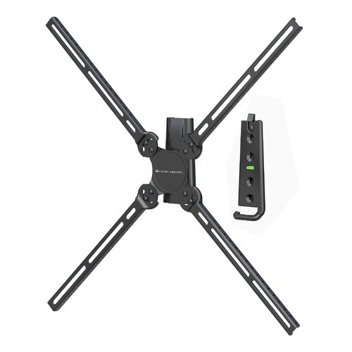 Level Mount Fixed Wall Mount for 10'' - 47'' Flat Panel Screens