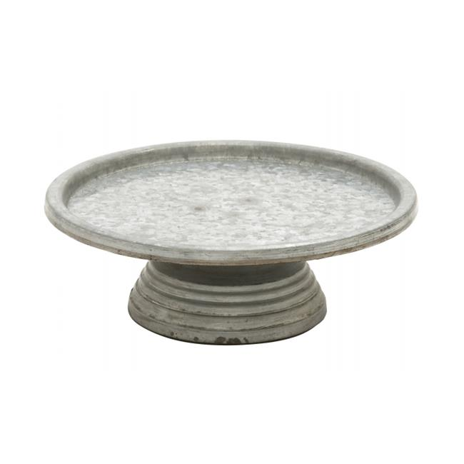 Benzara 49189 Functional Metal Cake Stand - image 1 of 1
