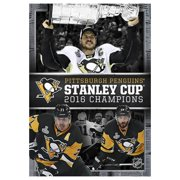 Pittsburgh Penguins 2016 Stanley Cup Champions (2016) by
