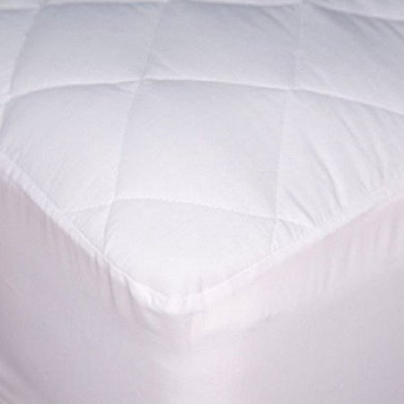%name Riegel Quilted Fitted Anti Microbial Mattress Pad, Full