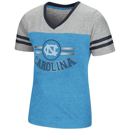 North Carolina Tarheels UNC Youth Girls Short Sleeve Pee Wee Tee