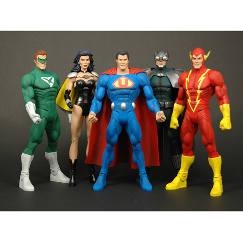 DC Universe Action Figures 5-Pack