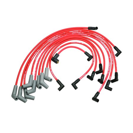FORD M12259R301 Spark Plug Wire Set Red - image 1 of 2