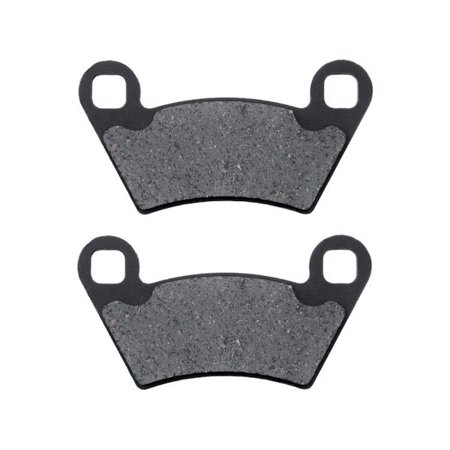KMG PAD354 KMG Brake Pad Non-Metallic Organic NAO (EBC FA354 Equivalent) - image 4 de 4