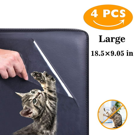 4pcs Large 18 5 X9 05inch Furniture Protectors From Cats