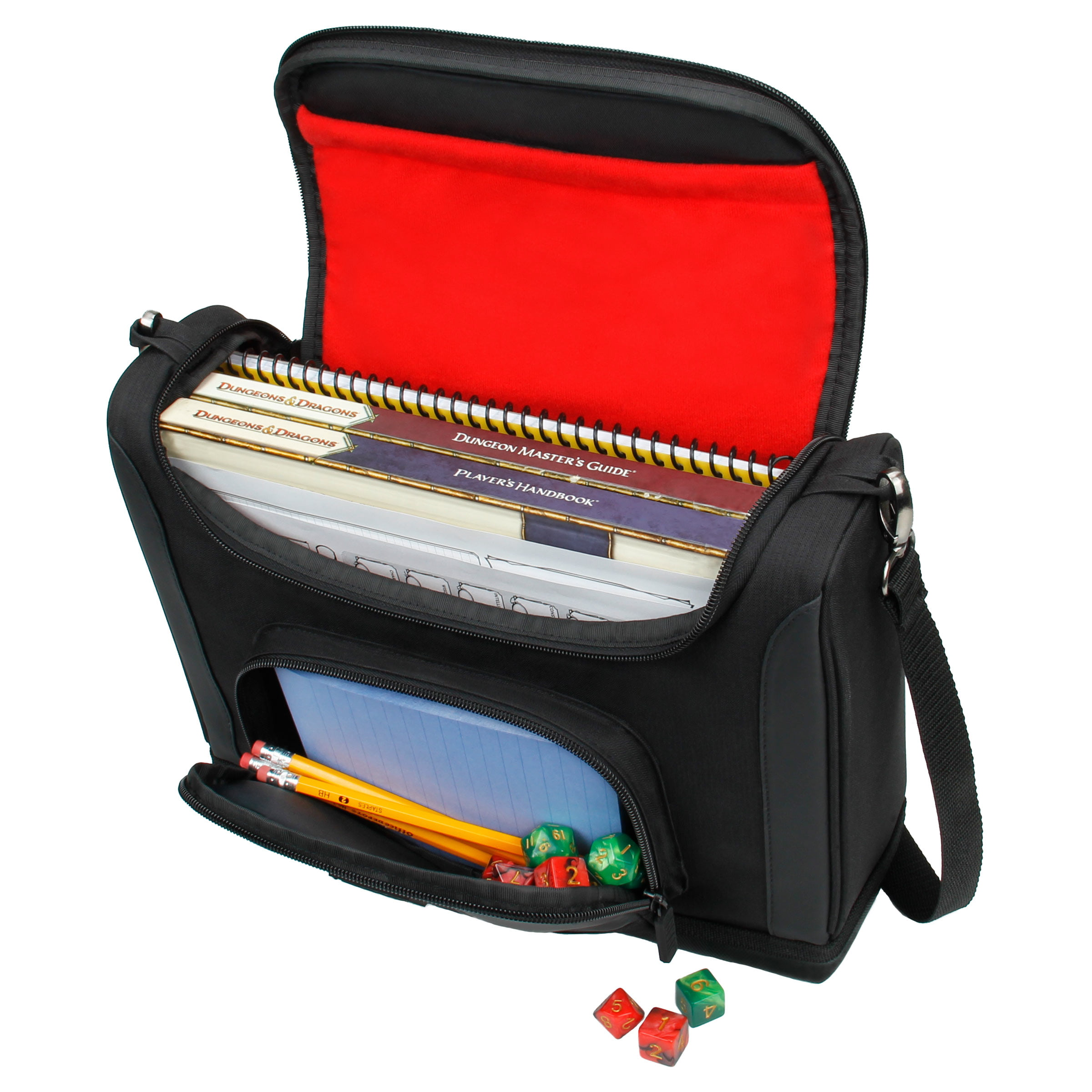 Usa Gear Compact Travel Bag Compatible With Dungeons And Dragons