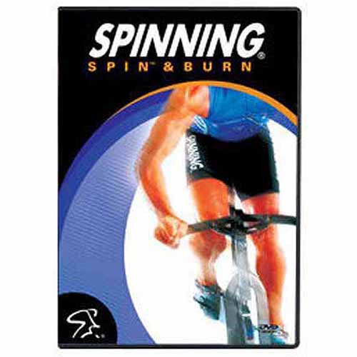 Spin and Burn Spinning DVD