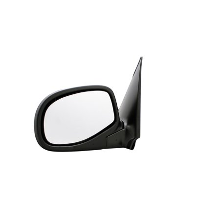 - For Ford Ranger Black Power Non Heated Replacement Driver Side Mirror (MI-054)