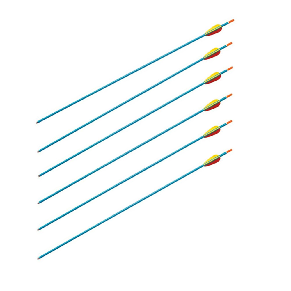 "SAS Archery Compound Bow 30"" Aluminum Arrows 12 pack by"