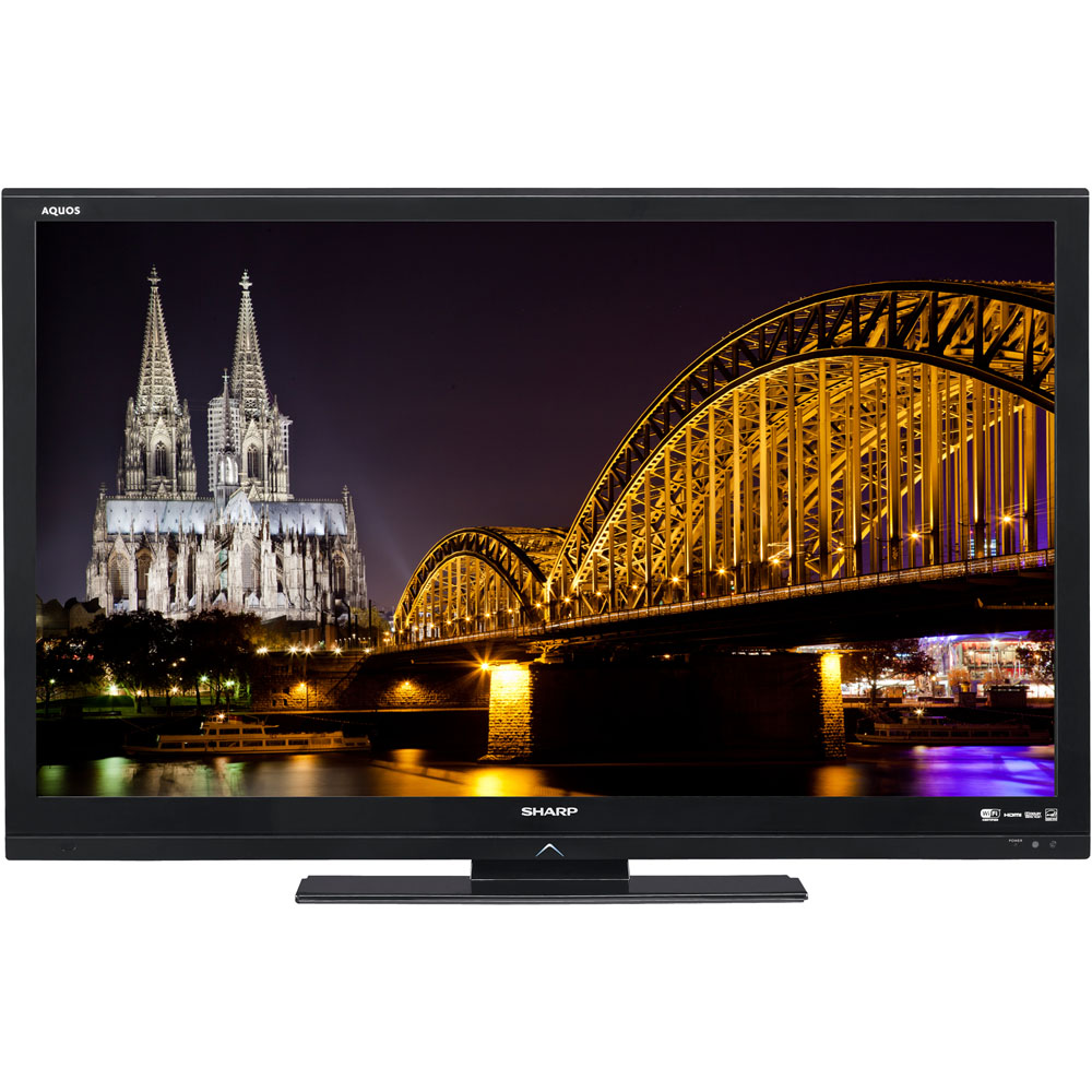 SHARP LC-46LE540U Smart TV Windows 7