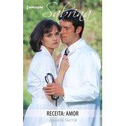 Receita: amor - eBook