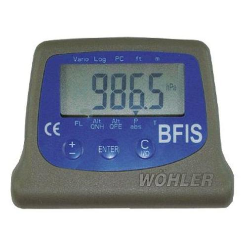 WOHLER 3410 BFIS Digital Barometer