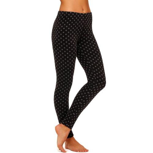 ClimateRight by Cuddl Duds Women's Stretch Fleece Warm Underwear Leggings (Sizes S - 3X)