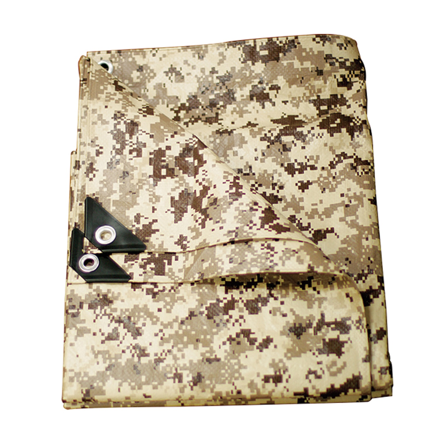 Stansport 8ft x 10ft Digital Camo Tarp - Desert