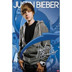 Justin Bieber - Domestic Poster - Paul Wesley Justin Bieber Halloween