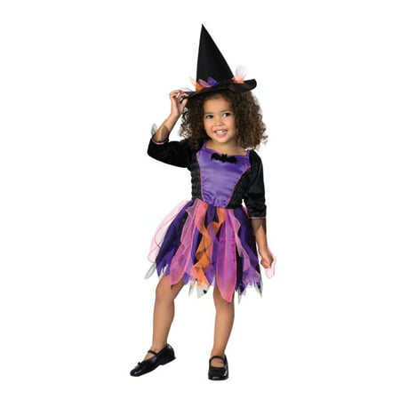 Rubie's Toddlers 'Wanda The Witch' Halloween Costume - Wanda Witch Halloween Party