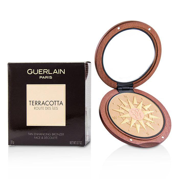Guerlain Terracotta Route Des Iles Tan Enhancing Bronzer ...