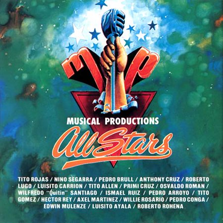 Production Vinyl (Musical Productions All Stars)