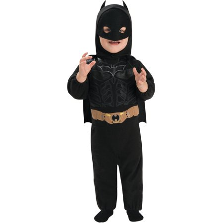 Batman Baby Costume (Baby Batman The Dark Knight Rises Costume Romper Cape &)