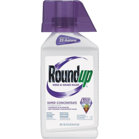 Roundup Weed   Grass Killer Super Concentrate