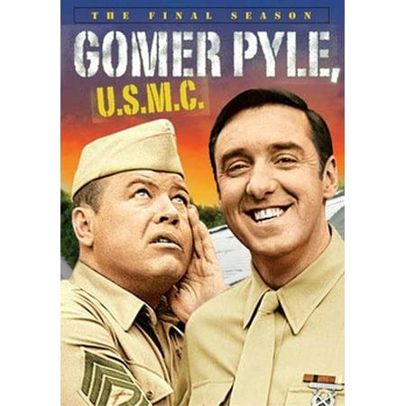 Gomer Pyle, U.S.M.C.: The Final Season (DVD) (Gomer Pyle Usmc Gomer Captures A Submarine)
