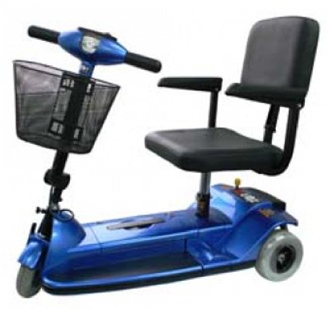 Zip'r Mobility Zipr Xtra 3 - Blue Practical Scooter - 3 W...