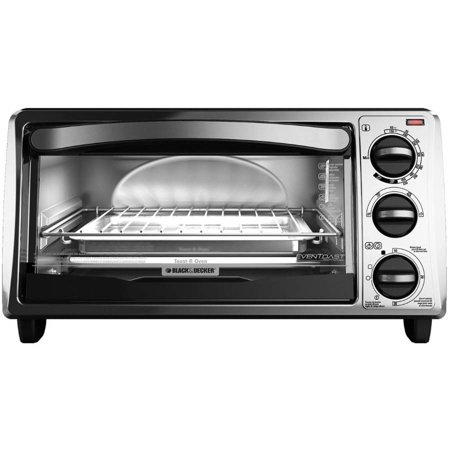 Black & Decker 4-Slice Toaster Oven by