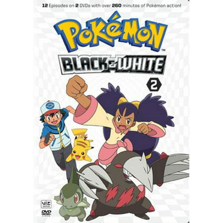 Pokemon Black & White Set 2 (DVD)