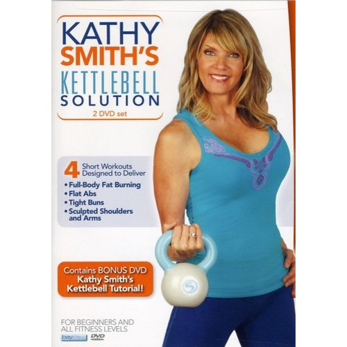 Kathy Smith: Kettlebell Solution 2 DVD Set